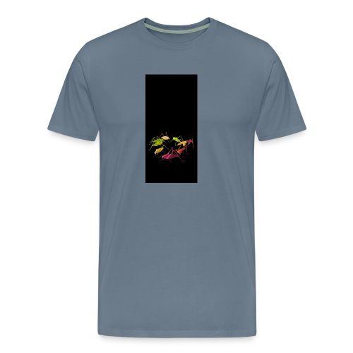 krekels voor iphone jpg - Mannen Premium T-shirt