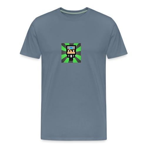 Halias - Premium T-skjorte for menn