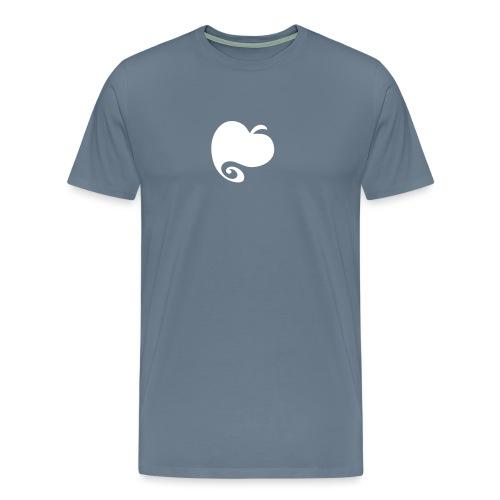 Trink Apfelstrudel macht blau! - Männer Premium T-Shirt