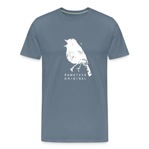 zwitscher-rawetzer-origin - Männer Premium T-Shirt