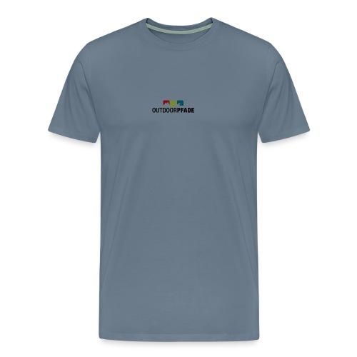 BergMensch#01m - Männer Premium T-Shirt