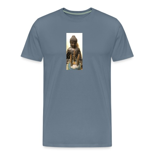 Power Buddha - Männer Premium T-Shirt
