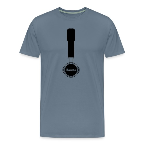 Siebträger Barista V - Männer Premium T-Shirt