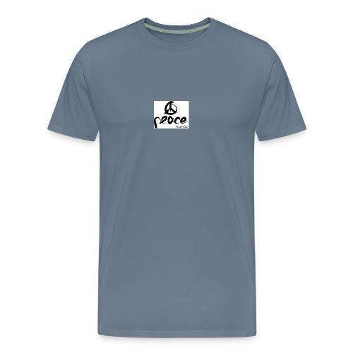 Peace_recordzz_Prod - Männer Premium T-Shirt