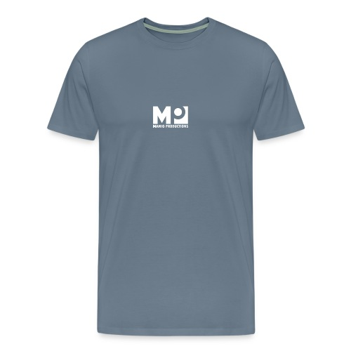 ManigProductions White Transparent png - Men's Premium T-Shirt
