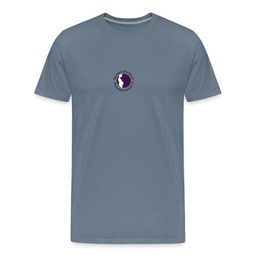 Suomen Doulat ry logo - Miesten premium t-paita