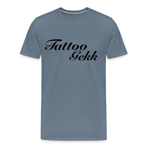 Tattoo gekk - Men's Premium T-Shirt