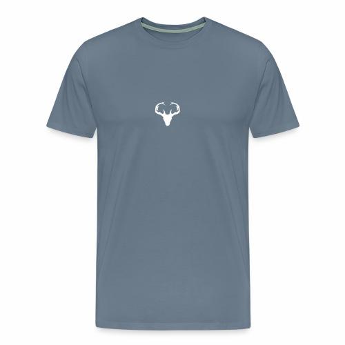 Basic Logo Print - Männer Premium T-Shirt