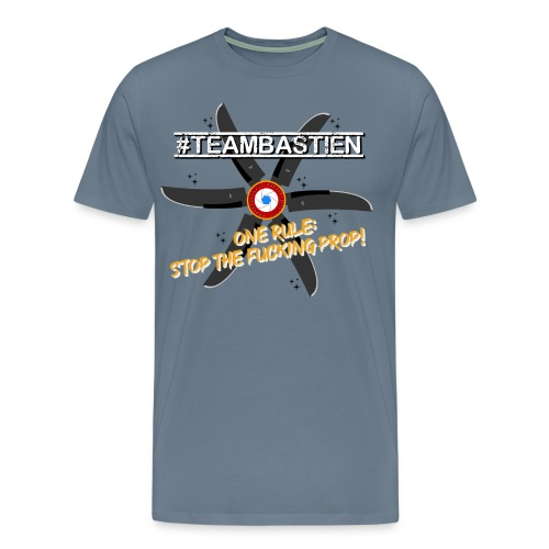 Team Bastien - T-shirt Premium Homme