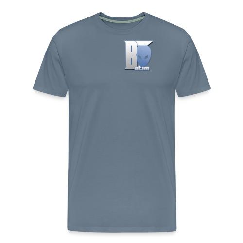 batim logo - Herre premium T-shirt