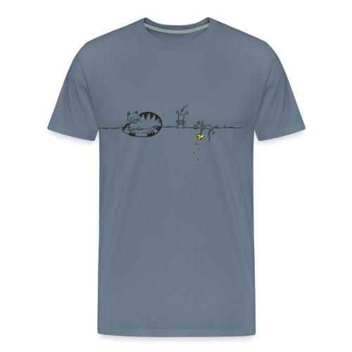 Home, sweet home - Männer Premium T-Shirt