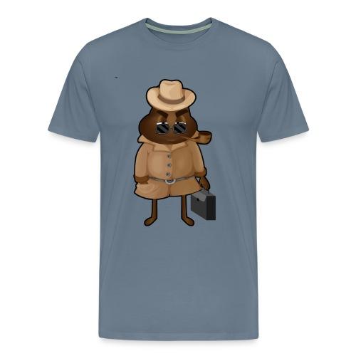 Geheimkot - Männer Premium T-Shirt