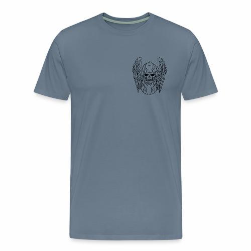 skull angel 2 - T-shirt Premium Homme