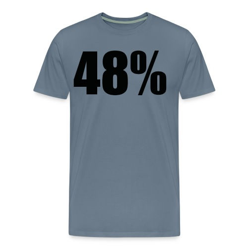 48% Long Sleeve - Men's Premium T-Shirt