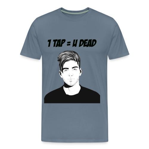 17970 2C1TAP U DEAD - Men's Premium T-Shirt