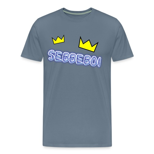 SEBBEBOI - Premium-T-shirt herr