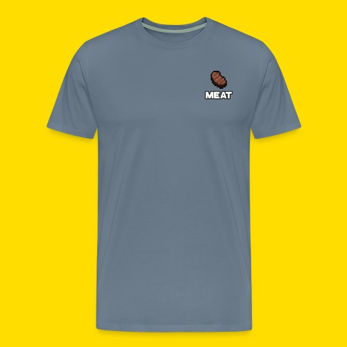 MeatShop - Premium T-skjorte for menn