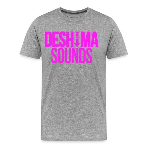 Fuchsia - Men's Premium T-Shirt