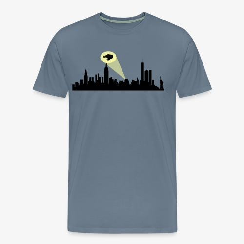 BearSignal NY - T-shirt Premium Homme