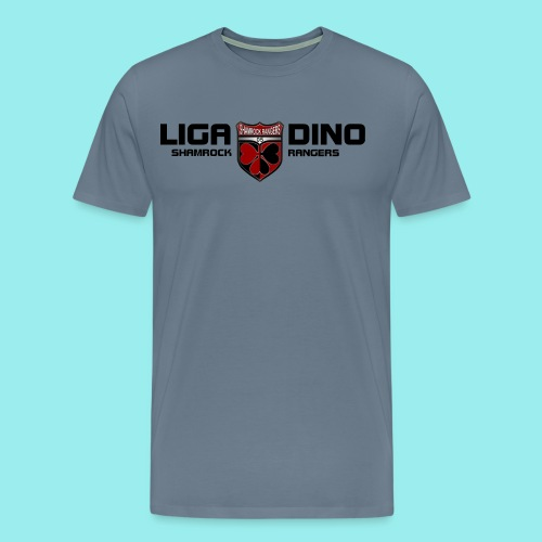 Shamrock Druck 5 - Männer Premium T-Shirt