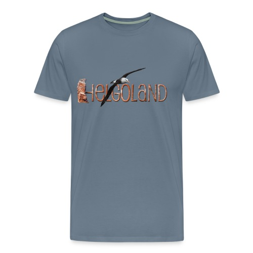 Helgoland Albatros - Männer Premium T-Shirt