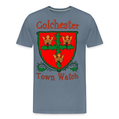 Colchester Town Watch 2 - Men's Premium T-Shirt