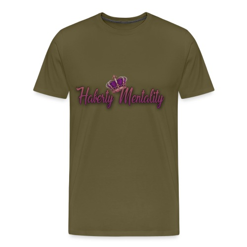 Haberty Mentality - T-shirt Premium Homme