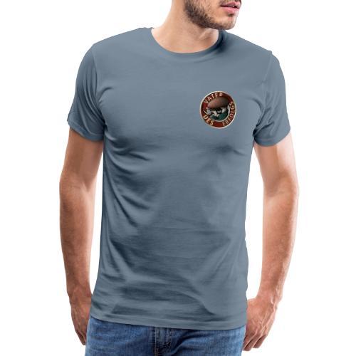 Vater des Erfolgs 03 - Männer Premium T-Shirt
