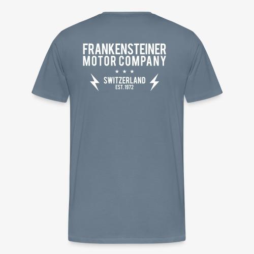 Frankensteiner Motor Company - Männer Premium T-Shirt
