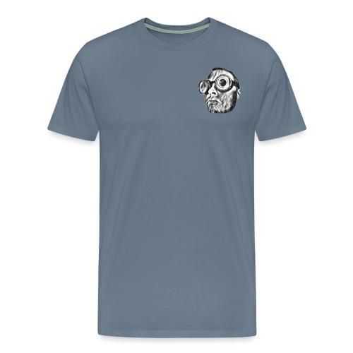Face Tegner 2 - Herre premium T-shirt
