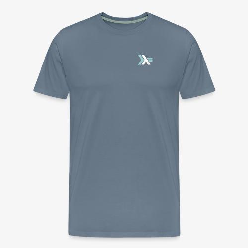 haskell lovers - Men's Premium T-Shirt