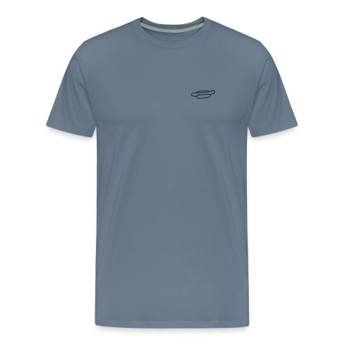 Sausedge icon twist - Premium-T-shirt herr