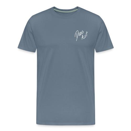 DansArt trans white - Männer Premium T-Shirt
