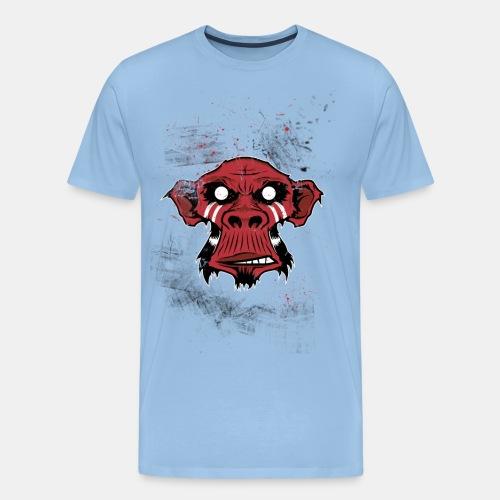 MMonkey_4 - Männer Premium T-Shirt