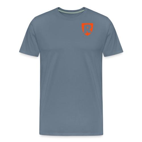 100% RoJ-jävel - Premium-T-shirt herr