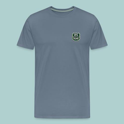 Wappen Westfalia Ruhr freigest quadr - Männer Premium T-Shirt