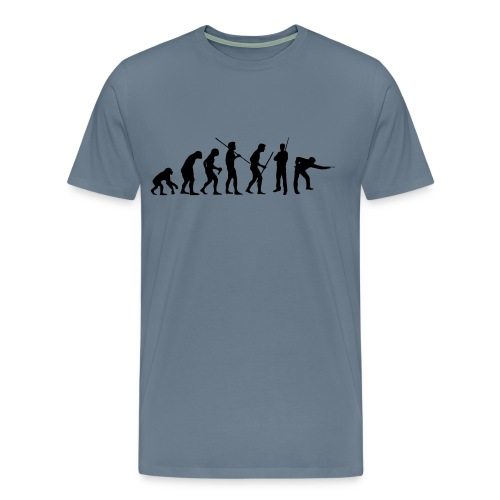 vec evolution - Männer Premium T-Shirt
