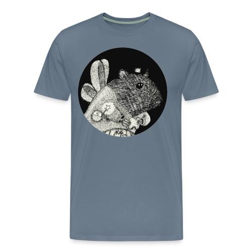 Hada de los dientes / Ratón Pérez - Camiseta premium hombre