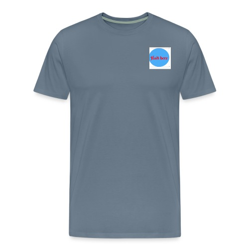 Hadi Herz - Premium T-skjorte for menn