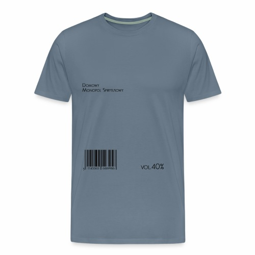 DMS png - Koszulka męska Premium