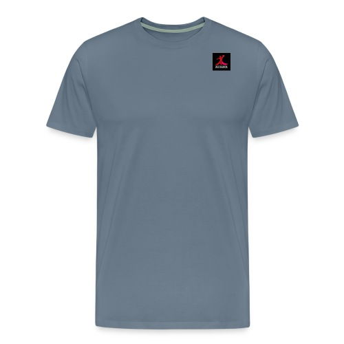 jlc dance ltd Logo - Men's Premium T-Shirt