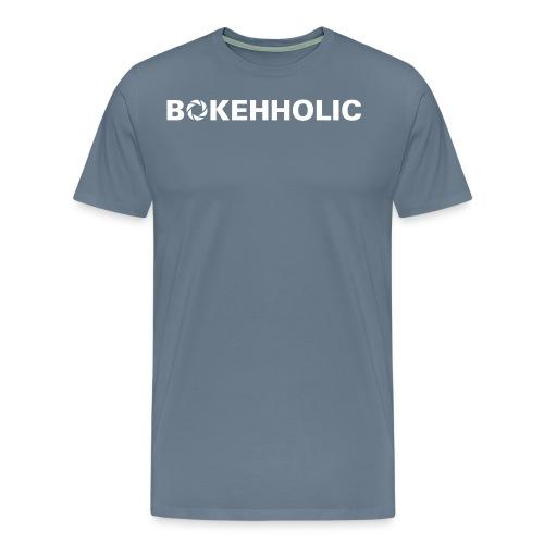 Bokehholic - Männer Premium T-Shirt