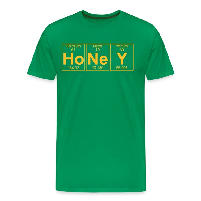 Ho-Ne-Y (honey) - Full