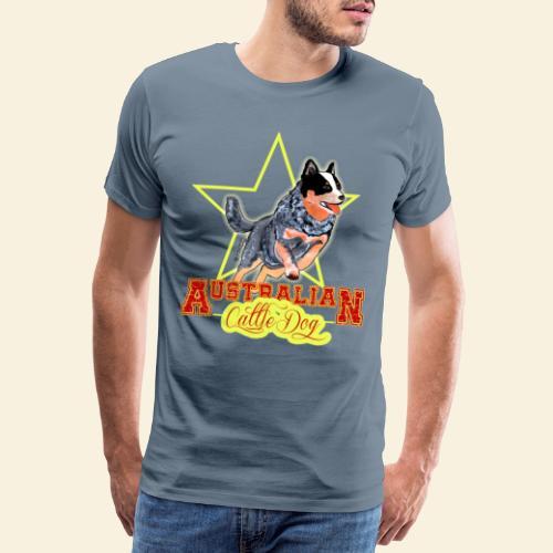 JUMPING ACD - Maglietta Premium da uomo