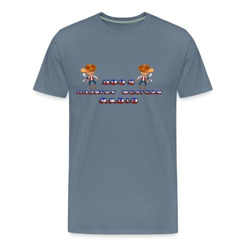 udos-country-western-radio - Männer Premium T-Shirt