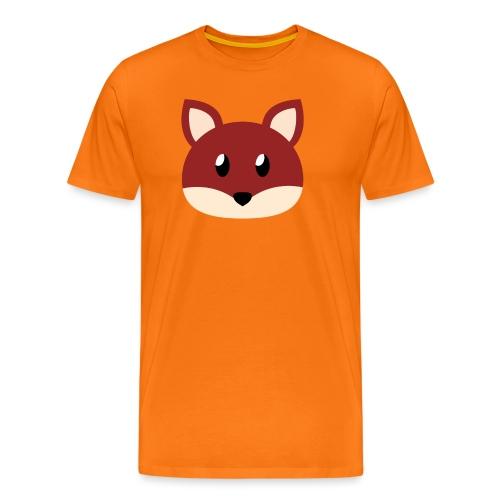 Fuchs »Fiete« - Men's Premium T-Shirt