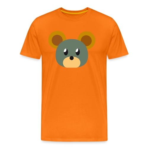 Maus »Pieps« - Men's Premium T-Shirt