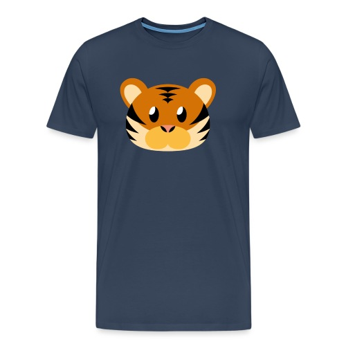 Tiger »Tom« - Men's Premium T-Shirt