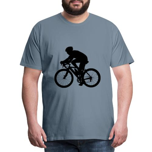 Recycle Yourself Cyclist - Men's Premium T-Shirt