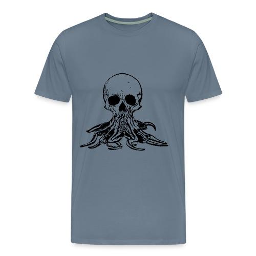 Octoskull - Men's Premium T-Shirt